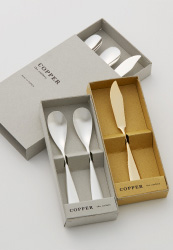 アヅマ COPPER the cutlery